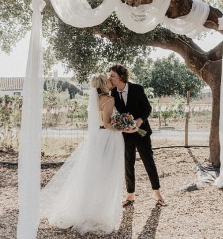 Intieme bruiloft in de Alentejo